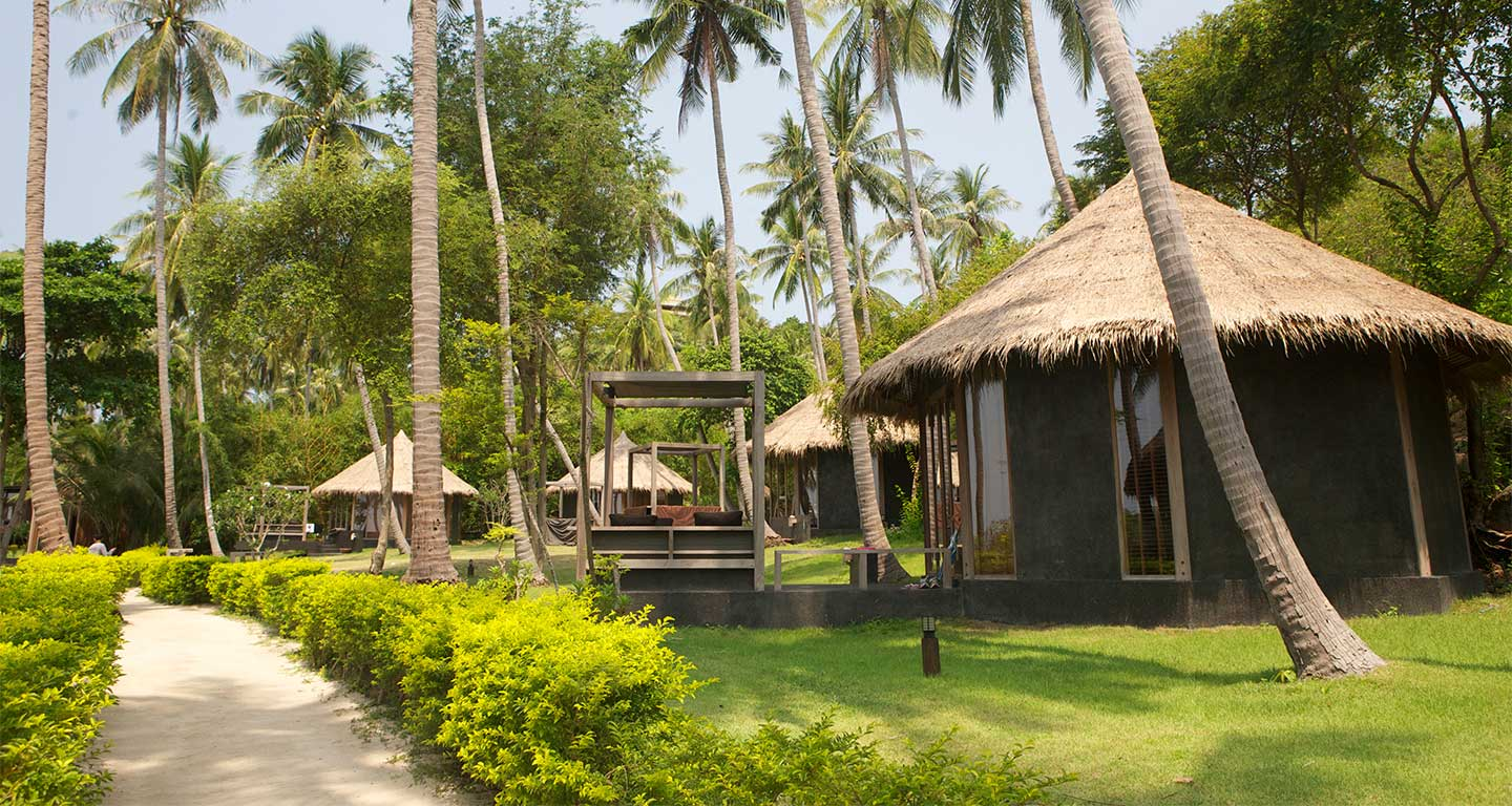 The haad tien beach resort