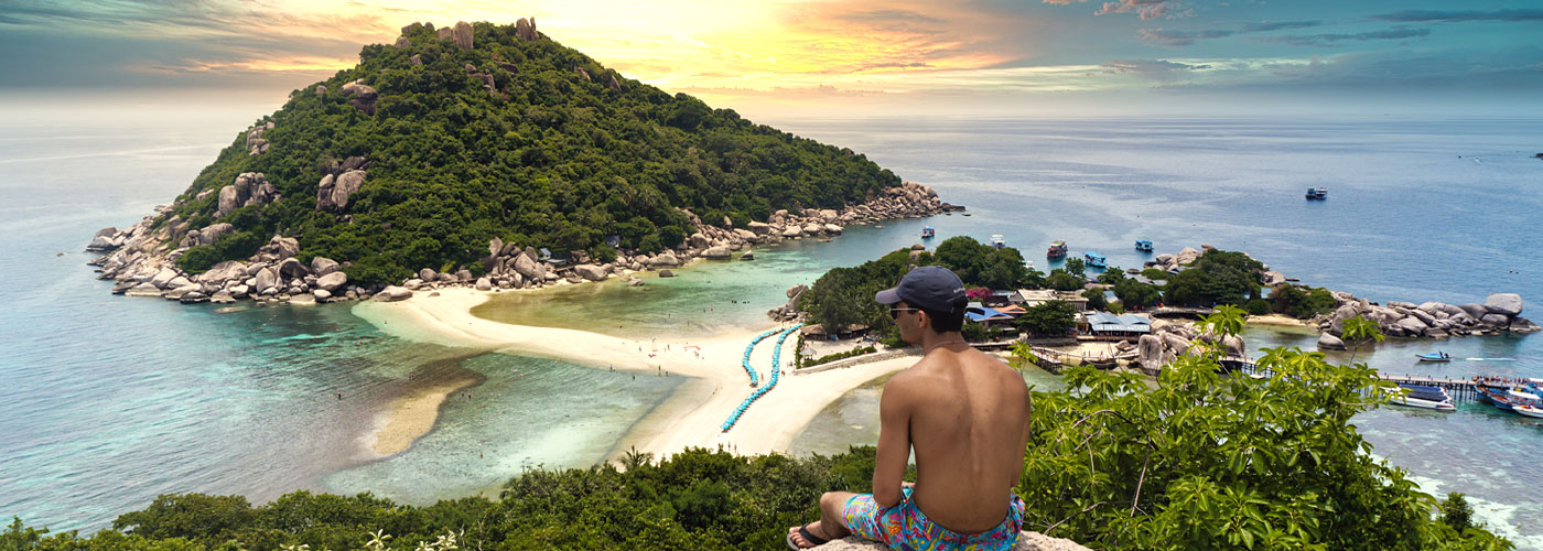 Koh Tao Island A Litt le Piece of Paradise in Thailand